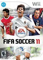 FIFA Soccer 11 - Nintendo  Wii Game