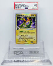 POKEMON DRAGON FRONTIERS RAYQUAZA EX 97/101 HOLO FOIL CARD PSA 9 MINT #28223247