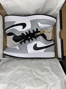 Jordan 1s Gs Size 5 Light Grey