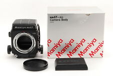 【TOP MINT in BOX】Mamiya RB67 PRO SD Medium Format Camera Body & Cap From Japan