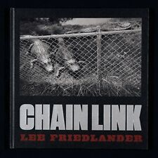 Lee Friedlander Chain Link New & Signed Photography Book