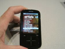SanDisk Sansa Fuze+ 4GB MP3 Player (Black) AS-IS
