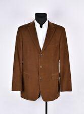 Hugo Boss Rosellini Corduroy Men Jacket Blazer Size 28
