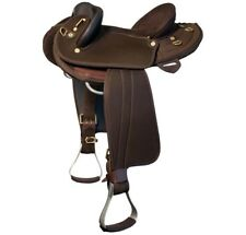 Childrens Ord River Synthetic Half Breed Saddle 13'' Seat NEW