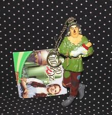 Wizard of Oz Scarecrow Clip On Decoration Christmas Ornament NEW SF5