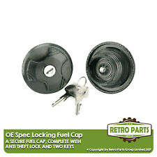 Locking Fuel Cap For Pontiac Trans Sport 2.3 - 16V 1989 - 1999 OE Fit