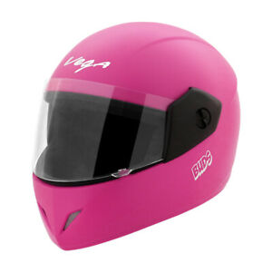Vega Junior Buds Pink Full Face Helmet