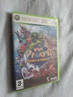 Xbox 360  Viva Pinata Trouble in Paradise game only on xbox360