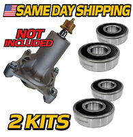 Quest Radius E S X Fork Caster Bearing Fits Exmark Pioneer E S 4 Pack Details about  /