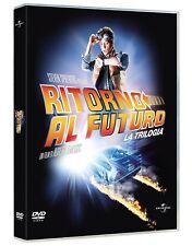 Ritorno al Futuro - Trilogia (4 DVD) - ITALIANO ORIGINALE SIGILLATO -