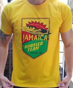 Cool runnings, Jamaican Bobsleigh Bobsled Team Tshirt, funny, nostaliga