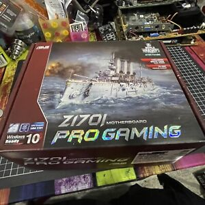Intel I7 6700K with ASUS Z170I Pro Gaming MINI-ITX Mainboard great condition