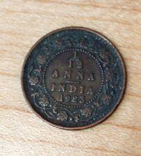 1923 India 1/12 Anna