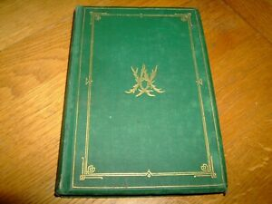 QUEEN VICTORIA-LEAVES FROM THE JOURNAL OF OUR LIFE-1ST-SIGNED-1868-HB-MEGA RARE