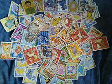 Lot de 10 vignettes pokémon panini merlin