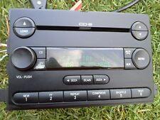 04-07 FORD FOCUS FREESTAR MONTERY 05-07 F-250/350 AM/FM RADIO 6 CD PLAYER OEM
