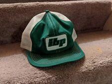 VINTAGE HAT TRUCKER FARMER CAP BEEF PATCH MESH K-BRAND IBP NEW Tyson