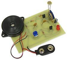 KitsUSA K-6470 CRAZY CHIRPER KIT (soldering required) Ages 13+