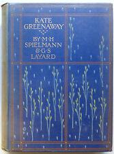 Gioco Uomo Kate Greenaway, Kate Greenaway, libri per bambini, letteratura secondaria