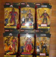6 Marvel Legends DEADPOOL MAVERICK ACTION FIGURES STRONG GUY BAF WAVE LOT