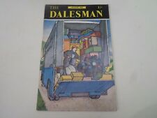 The Dalesman Yorkshire Magazine August 1962 +Illustrated +Vintage Advertising