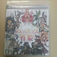 PS3 Arcadias senki 02107 Japanese ver from Japan