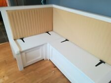 Upholstered Corner Bench