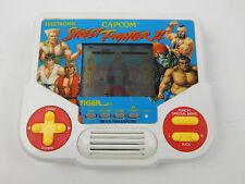 Vintage 1988 Tiger Street Fighter 2 Handheld Video Game Tested & Working