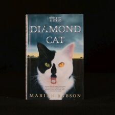1995 The Diamond Cat by Marian Babson Fiction First US Edition First Printing