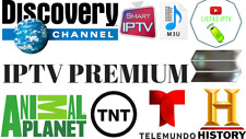 1 Month IPTV PREMIUM CHANNELS   (iptv66/iks66) Reseller   M3U List or Portal