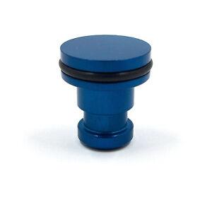 Yamaha Head Decompression Plug BLUE Billet YFZ YZ450F 250 YZ MADE IN USA