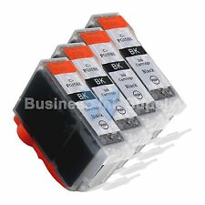 4 PGI-5 Black PGI-5 PGI-5BK Compatible Ink Cartridge for Canon Printer PGI-5 BK