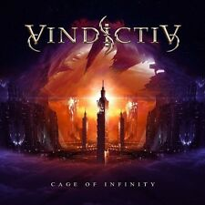 Vindictiv - Cage of Infinity [New CD]