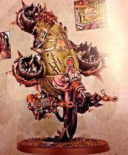 Warhammer 40K Dark Imperium Chaos Space Marines Death Guard Foetid Bloat-drone