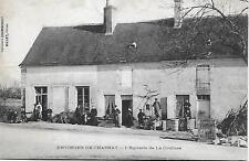 C.P.A. Environs de CHASNAY - L' Epicerie de la Coulisse - 1910 - La Charité (58)