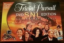 2004 TRIVIAL PURSUIT ~ DVD BOARD GAME ~ SNL EDITION ~100% COMPLETE