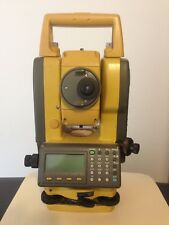 Topcon GTS-105N 5 Total Station Fully Tested And Calibrated Survey, Construction