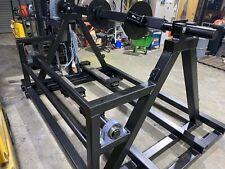 More details for conveyor belt winder / reeler for wrapping up conveyor belting