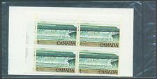 CANADA 1979 #726 $1 Bay of Fundy MNH Set of Inscription