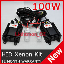 100W HID KIT for IPF 800xs 900xs external ballast kit 12V 24V 4300K 6000K 8000K