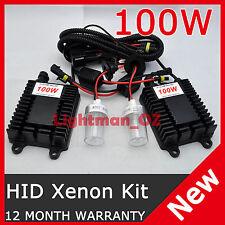 100W HID KIT for IPF 800xs 900xs external ballast kit 12V 24V 4300K 6000K 8000K