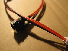 DC POWER JACK w/ CABLE GATEWAY MS2300 P4L50 P5WS0 P5WS5 P5WS6 P7YH0 PEW91 PEW96