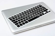 Silicone Keyboard cover for UK Apple 15'' Macbook Pro with Retina display