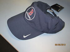 NIKE DRI-FIT SPHERE, BOSTON B STRONG, NAVY GOLF, RUNNING, TENNIS, CYCLING HAT