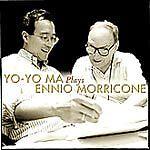 Ennio Morricone: Yo-Yo Ma Plays Ennio Morricone (New/Sealed CD)