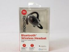 Motorola  00004000 H725 Bluetooth Wireless Headset Black