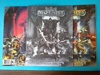 Rol - Mutant Chronicles - Pantalla del DJ - M+D RL126