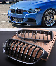 FAST EMS 2x CARBON EFFECT Grills for BMW F30 F31 3 Series 11 on IMPORT DUTY FREE