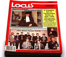 LOCUS magazine (7) 1993 Science Fiction