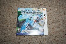 Rodea Sky Soldier w/ Soundtrack (Nintendo 3DS) NEW Sealed